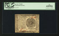 Colonial Notes:Continental Congress Issues, Continental Currency September 26, 1778 $60 ContemporaryCounterfeit PCGS New 62PPQ.. ...