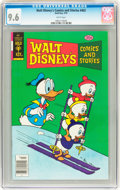 Bronze Age (1970-1979):Cartoon Character, Walt Disney's Comics and Stories #462 (Gold Key, 1979) CGC NM+ 9.6White pages....