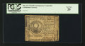Colonial Notes:Continental Congress Issues, Continental Currency May 10, 1775 $30 Contemporary Counterfeit PCGSVery Fine 20.. ...