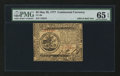Colonial Notes:Continental Congress Issues, Continental Currency May 20, 1777 $5 PMG Gem Uncirculated 65 EPQ.....