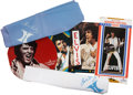 Music Memorabilia:Memorabilia, Elvis In Vegas Collectors Club Package (1970s).... (Total: 9 Items)