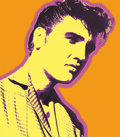 Music Memorabilia:Posters, The Ultimate Elvis Auction Poster....