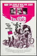 "Movie Posters:Exploitation, Free Grass (Hollywood Star, 1969). One Sheet (27"" X 41"").Exploitation.. ..."