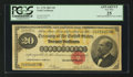 Large Size:Gold Certificates, Fr. 1178 $20 1882 Gold Certificate PCGS Apparent Very Fine 25.. ...