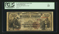 National Bank Notes:Maryland, Baltimore, MD - $20 1882 Brown Back Fr. 493 The First NB Ch. #(E)204. ...