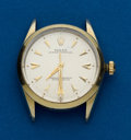 Timepieces:Wristwatch, Rolex Ref. 1025 Gold & Steel Oyster Perpetual. ...