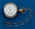 Timepieces:Pocket (post 1900), Hamilton 18 Size Grade 927 Pocket Watch. ...