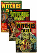 Golden Age (1938-1955):Horror, Witches Tales #3-7 and 9 Group (Harvey, 1951-52).... (Total: 6Comic Books)
