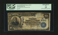 National Bank Notes:Minnesota, Ortonville, MN - $10 1902 Plain Back Fr. 624 The Citizens NB Ch. #(M)6747. ...