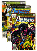 Bronze Age (1970-1979):Superhero, The Avengers #175-354 Short Box Group (Marvel, 1978-92) Condition:Average VF+....