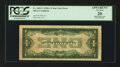 Error Notes:Inverted Reverses, Fr. 1601* $1 1928A Silver Certificate. PCGS Apparent Very Fine 20.. ...