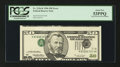 Error Notes:Inverted Third Printings, Fr. 2126-K $50 1996 Federal Reserve Note. PCGS About New 53PPQ.....