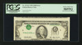 Error Notes:Inverted Third Printings, Fr. 2174-F $100 1993 Federal Reserve Note. PCGS Choice About New58PPQ.. ...