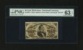 Fractional Currency:Third Issue, Fr. 1297 25¢ Third Issue PMG Choice Uncirculated 63 EPQ.. ...