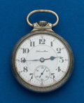 Timepieces:Pocket (post 1900), Hamilton, 19 Jewel, Grade 952. ...