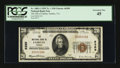 National Bank Notes:Virginia, Fairfax, VA - $20 1929 Ty. 1 The NB of Fairfax Ch. # 6389. ...