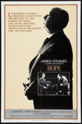 """Movie Posters:Hitchcock, Rope (Universal, R-1983). One Sheet (27"""" X 41""""). Hitchcock.. ..."""