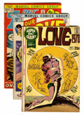 Silver Age (1956-1969):Romance, Comics - Assorted Silver and Bronze Age Romance Comics Group(Various, 1960s-'70s) Condition: Average VG.... (Total: 79 ComicBooks)