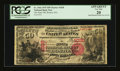 National Bank Notes:Massachusetts, Boston, MA - $50 1875 Fr. 444a The State NB Ch. # 1028. ...
