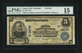 National Bank Notes:Colorado, Canon City, CO - $5 1902 Plain Back Fr. 598 The First NB Ch. #(W)3879. ...