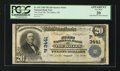 National Bank Notes:Oregon, The Dalles, OR - $20 1902 Plain Back Fr. 651 The First NB Ch. # (P)3441. ...
