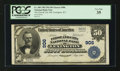 National Bank Notes:Kentucky, Lexington, KY - $50 1902 Plain Back Fr. 680 The First & City NBCh. # 906. ...