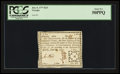 Colonial Notes:Georgia, Georgia June 8, 1777 $2/3 PCGS About New 50PPQ.. ...