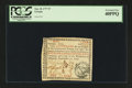 Colonial Notes:Georgia, Georgia September 10, 1777 $7 PCGS Extremely Fine 40PPQ.. ...