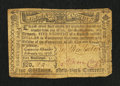 Colonial Notes:New York, Albany, NY- Albany February 17, 1776 Personal Promissory Note $5/8(5s) Repaired Fine.. ...
