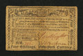 Colonial Notes:New York, Albany, NY- Albany February 17, 1776 Personal Promissory Note $1/2(4s) Repaired Very Fine.. ...