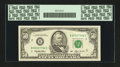 Error Notes:Ink Smears, Fr. 2125-B $50 1993 Federal Reserve Note. PCGS Gem New 65PPQ.. ...