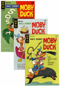 Bronze Age (1970-1979):Cartoon Character, Moby Duck File Copies Group (Gold Key/Whitman, 1967-78) Condition:Average VF/NM.... (Total: 30 Comic Books)