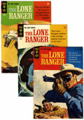 Silver Age (1956-1969):Western, Lone Ranger File Copies Group (Gold Key, 1964-77) Condition:Average VF+.... (Total: 22 Comic Books)