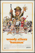 "Movie Posters:Comedy, Bananas (United Artists, 1971). One Sheet (27"" X 41""). Comedy.. ..."