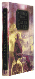 Books:Signed Editions, Caleb Carr. Killing Time. New York: Random House, 2000. First edition. Signed and dated by the author on the...