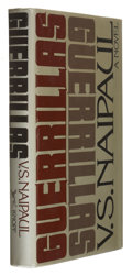 Books:First Editions, V. S. Naipaul. Guerrillas. New York: Alfred A. Knopf, 1975.First American edition. Publisher's original binding...