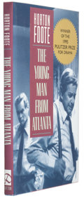 Books:First Editions, Horton Foote. The Young Man from Atlanta. New York: A DuttonBook, 1995. First edition, first printing. Publ...