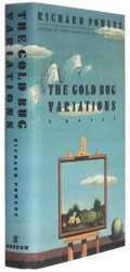 Books:First Editions, Richard Powers. The Gold Bug Variations. New York: WilliamMorrow and Company, Inc., 1991. First edition. Pu...
