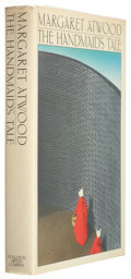 Books:Signed Editions, Margaret Atwood. The Handmaid's Tale. Boston: Houghton Mifflin Company, 1986. First edition. Signed by the aut...