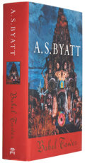 Books:Signed Editions, A. S. Byatt. Babel Tower. London: Chatto & Windus, 1996. First edition. Signed by the author on the title pa...