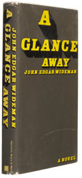 Books:Signed Editions, John Edgar Wideman. A Glance Away. New York: Harcourt, Brace & World, Inc., 1967. First edition. Signed by the...