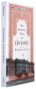 Books:First Editions, Anton Chekhov. Richard Ford (editor). The Essential Tales ofChekhov. Hopewell, New Jersey: The Ecco Press, 1998...