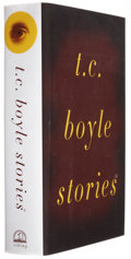 Books:Signed Editions, T. C. Boyle. Stories. The Uncollected Stories of T. Coraghessan Boyle. New York: Viking, 1998. First edition...