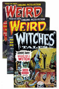Magazines:Miscellaneous, Assorted Horror Magazines Group (Various, 1960s-'70s) Condition:Average FN/VF.... (Total: 53 Comic Books)