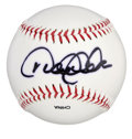 Autographs:Baseballs, Derek Jeter Single Signed Yankee Baseball. Having only played forthe New York Yankees during his professional career, Dere...