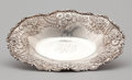 Silver Holloware, American:Bowls, AN AMERICAN SILVER OVAL BOWL. S. Kirk & Son Co., Baltimore,Maryland, circa 1880. Marks: S. KIRK & SON CO., 925/1000,131...