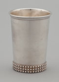 Silver Holloware, American:Cups, A SET OF EIGHT AMERICAN SILVER CUPS . Webster Company, NorthAttleboro, Massachusetts, circa 1950. Marks: WEBSTER(logo)... (Total: 8 Items Items)