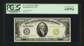 Small Size:Federal Reserve Notes, Fr. 2221-B $5000 1934 Federal Reserve Note. PCGS Very Choice New64PPQ.. ...