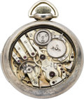 Timepieces:Pocket (pre 1900) , Albert H. Potter & Co. Minute Repeating Silver Cased Pocket Watch, circa 1880's. ...
