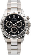 Timepieces:Wristwatch, Rolex Ref. 116520 Steel Oyster Perpetual Cosmograph Daytona, circa2005. ...